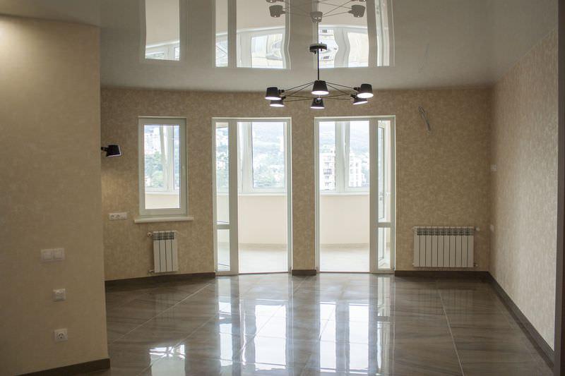 Трехкомнатная квартира в Ялте с ремонтом 2