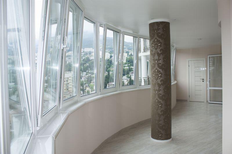 Трехкомнатная квартира в Ялте с ремонтом 8