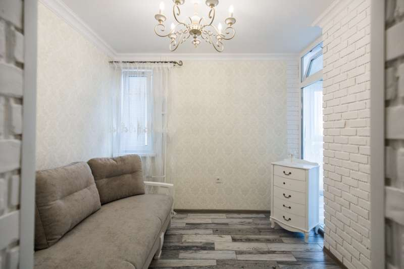 Двухкомнатная квартира в Ялте в видом на море 4
