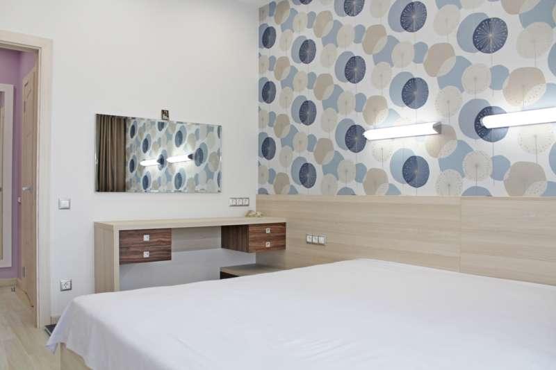 Двухкомнатная квартира в Ришелье Шато 7