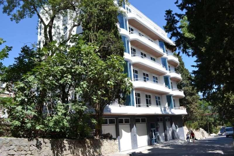 Уютная однокомнатная квартира в Ливадии. 7