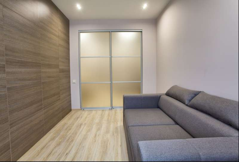 Двухкомнатная квартира в ЖК Панорама. 5