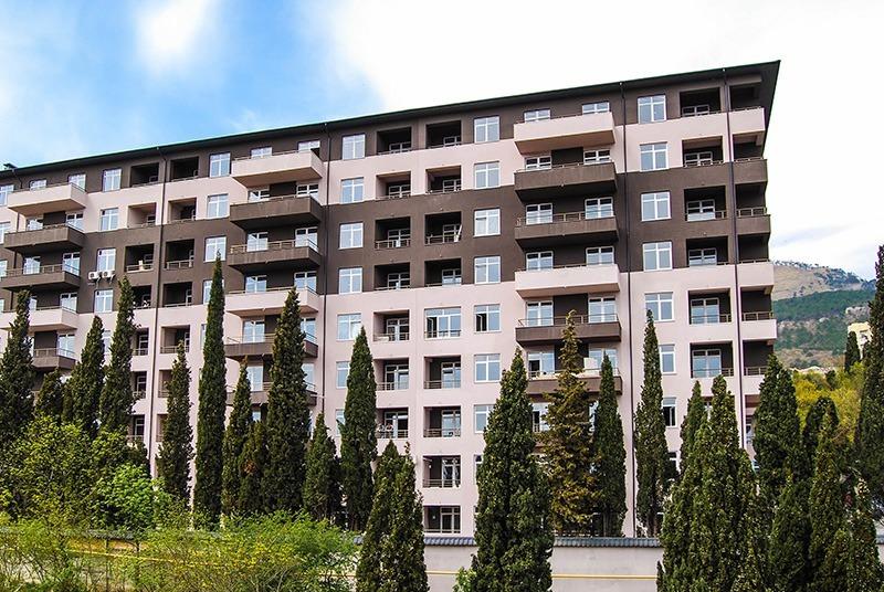 Двухкомнатная квартира в ЖК Панорама. 13