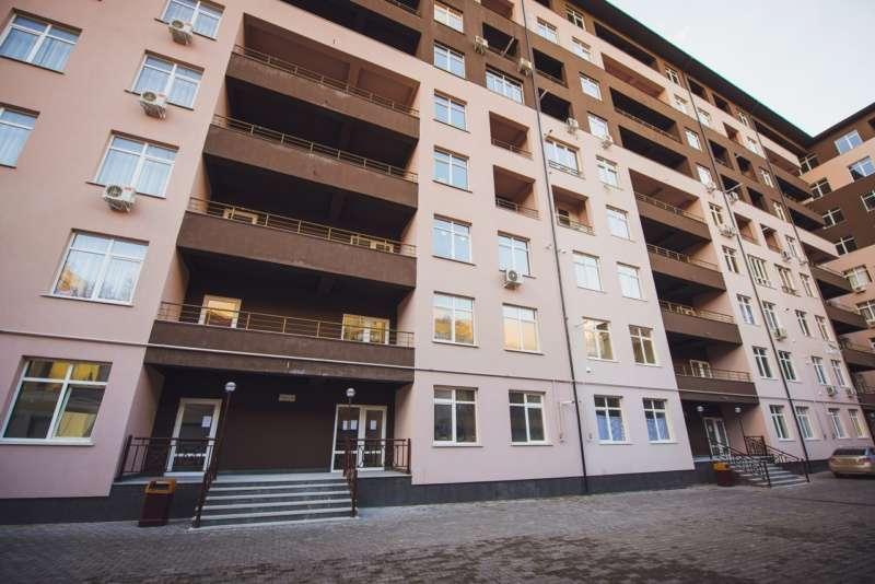 Двухкомнатная квартира в ЖК Панорама. 15