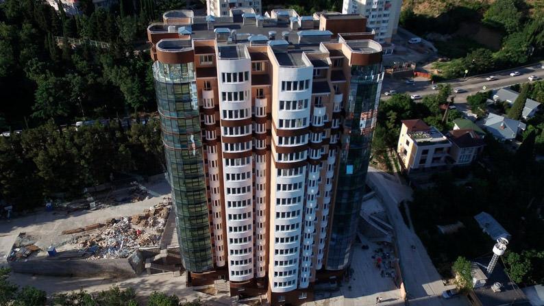Однокомнатная квартира в центре Ялты. 7