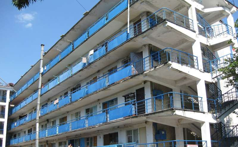 Однокомнатная квартира в Алупке 14