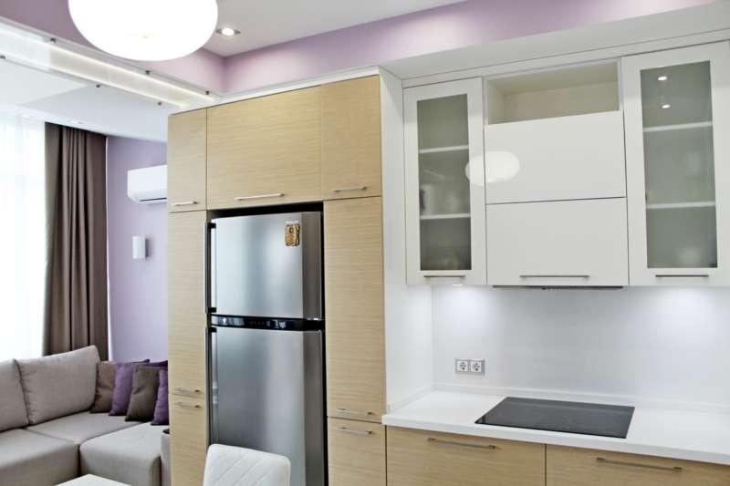 Двухкомнатная квартира в Ришелье Шато 5