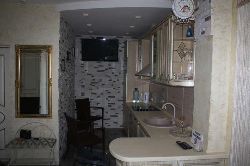 Апартаменты в Приморском парке 4