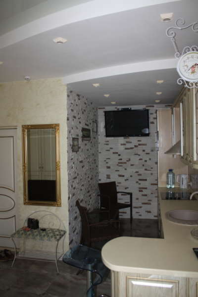 Апартаменты в Приморском парке 7