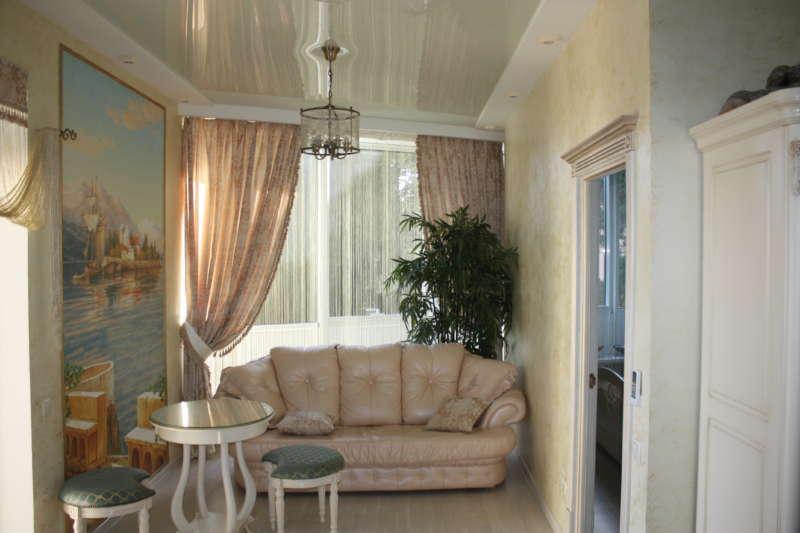 Апартаменты в Приморском парке 9