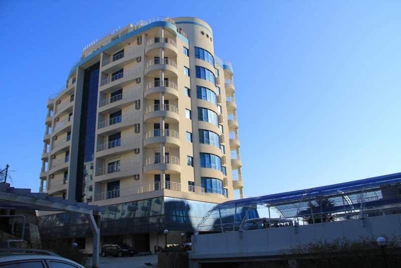 Однокомнатная квартира в Гурзуфе 9