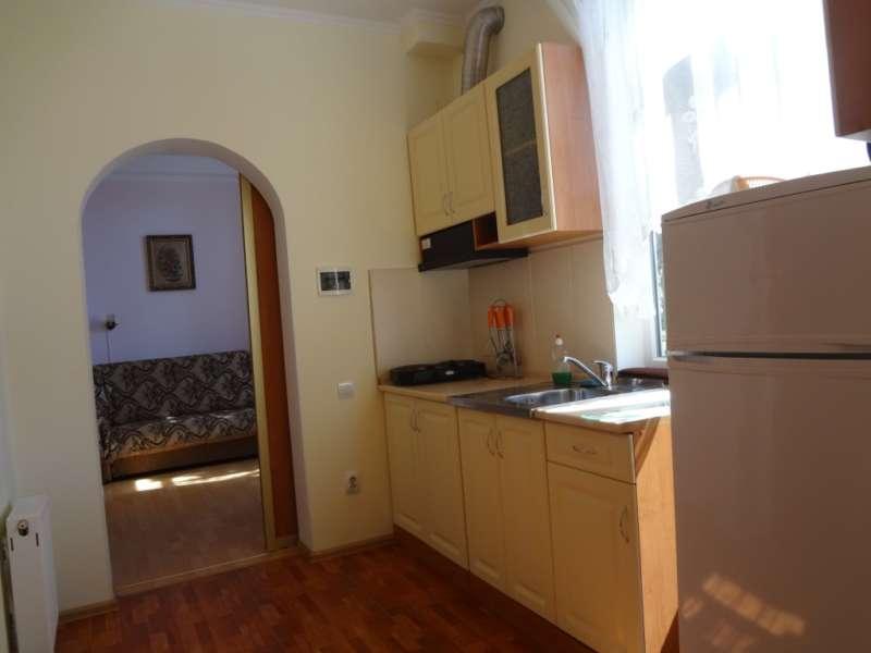 Двухкомнатная квартира в Гаспре 11
