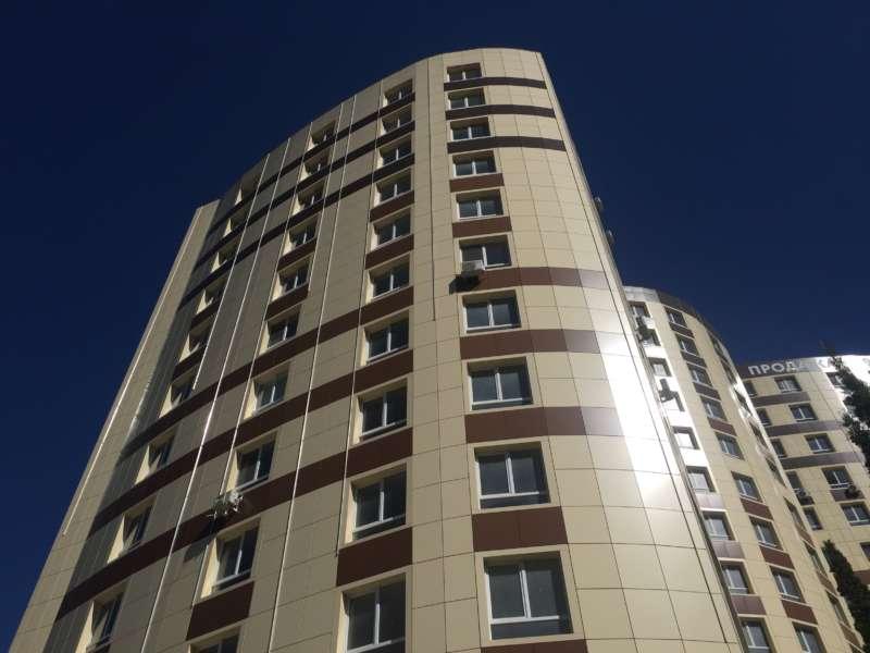 Двухкомнатная квартира в Ялте в новом доме. 2