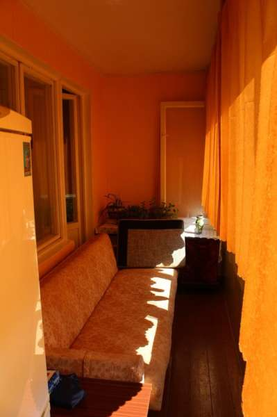 Двухкомнатная видовая квартира в Гурзуфе 6