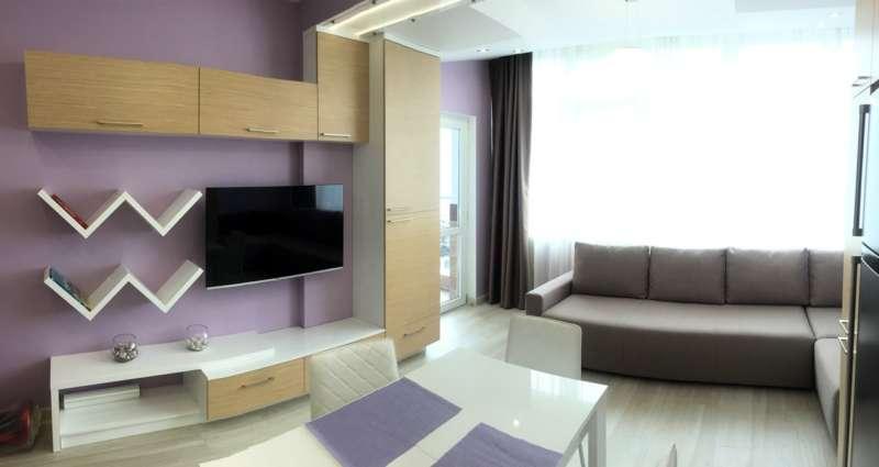 Двухкомнатная квартира в Ришелье Шато 1