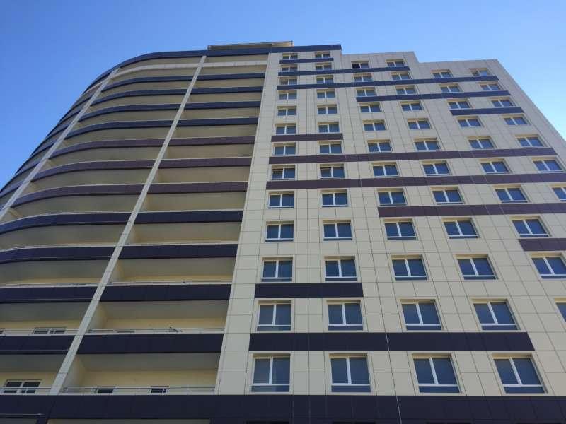 Недорогая квартира в Ялте в новом доме 8