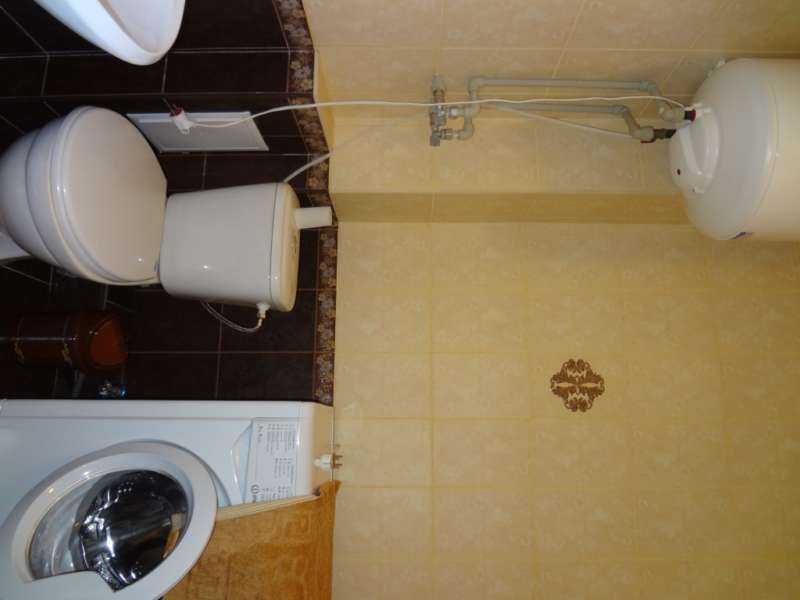 Двухкомнатная квартира в Гаспре 7