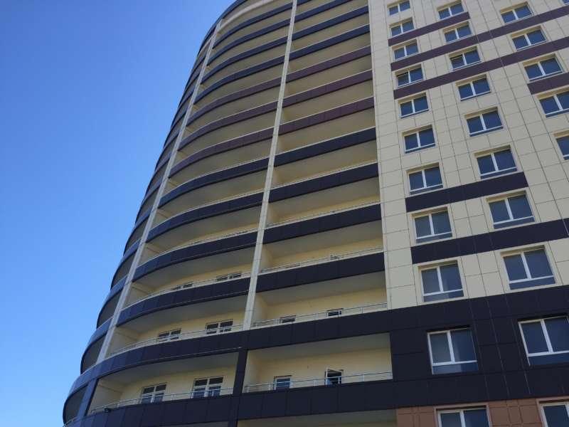 Двухкомнатная квартира в Ялте в новом доме. 3