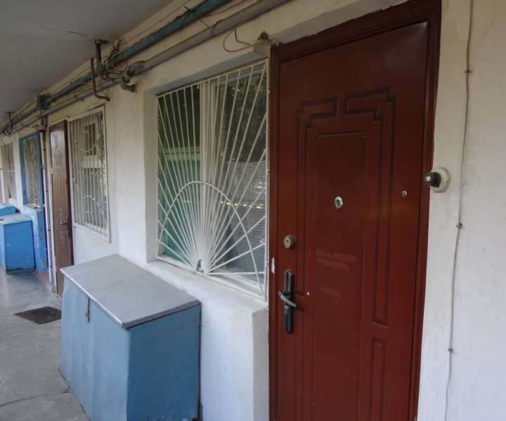 Доступная однокомнатная квартира в поселке Гаспра. 9