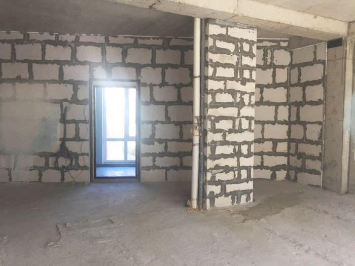Уютная однокомнатная квартира в Ливадии. 4