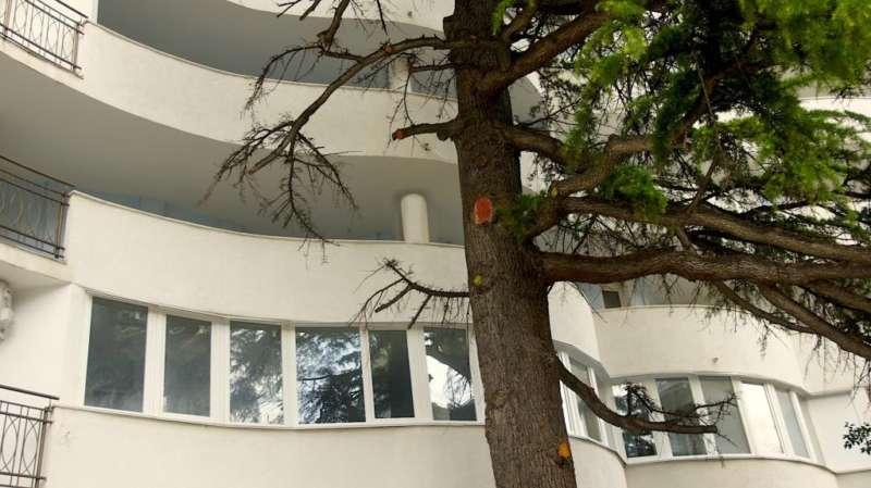 Апартаменты в Ялте в самом центре города. 11