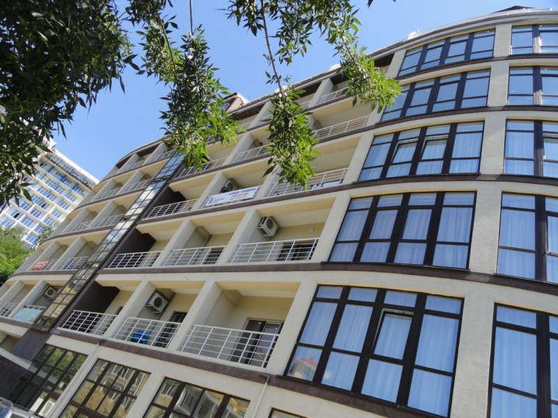 Двухкомнатная квартира в 150 метрах от моря. 25