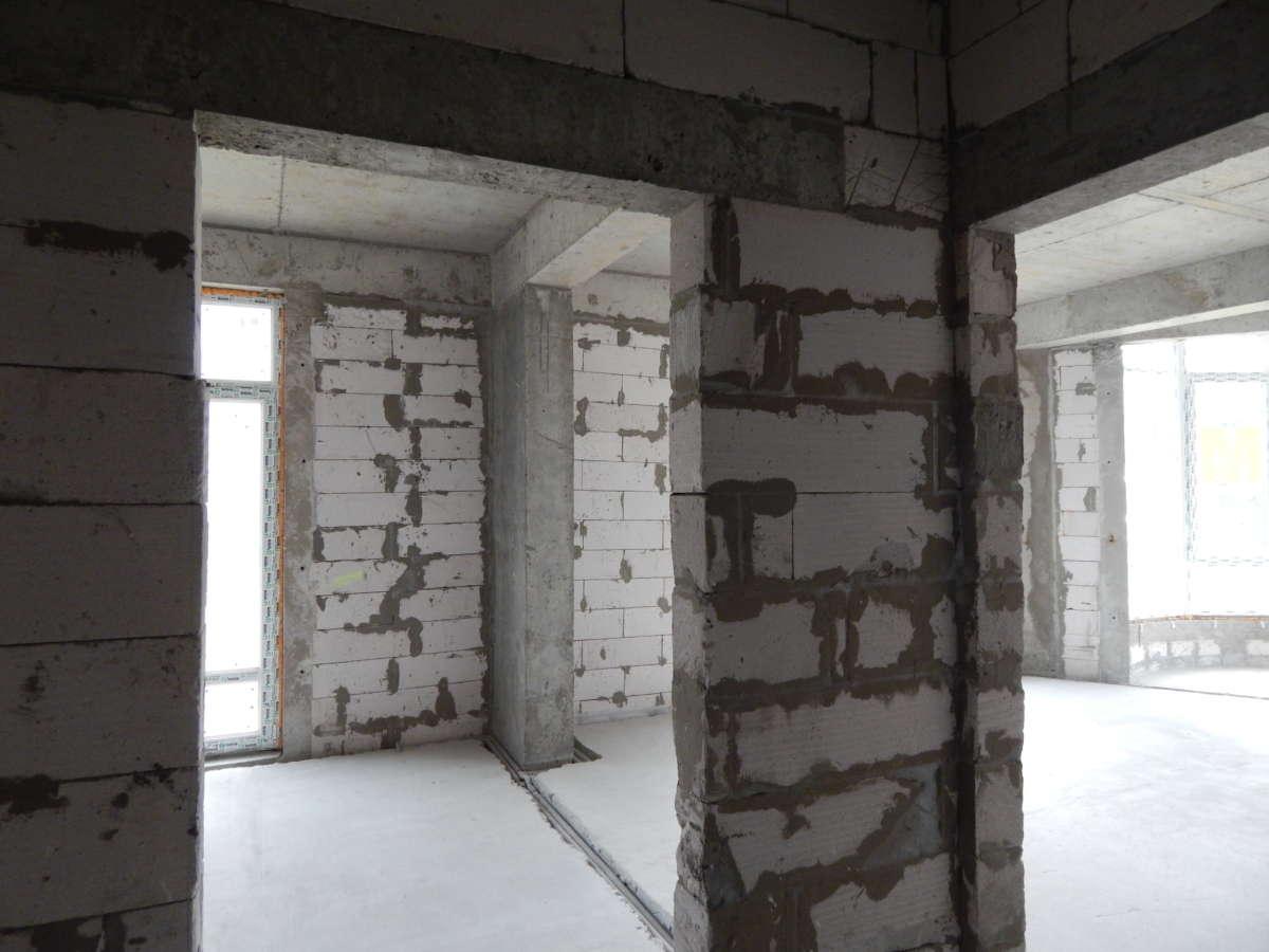 Квартира под отделку в ЖСК Южный Берег 4