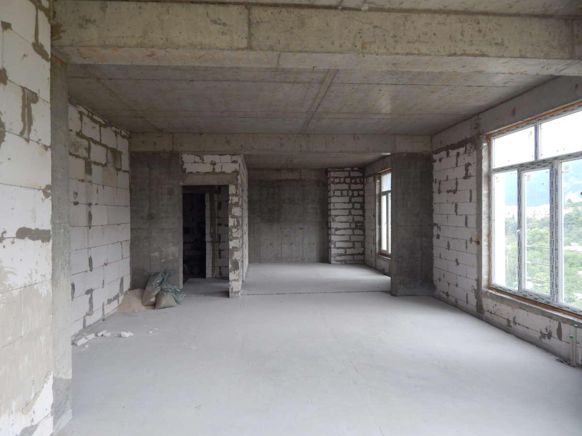 Квартира под отделку в ЖСК Южный Берег 9