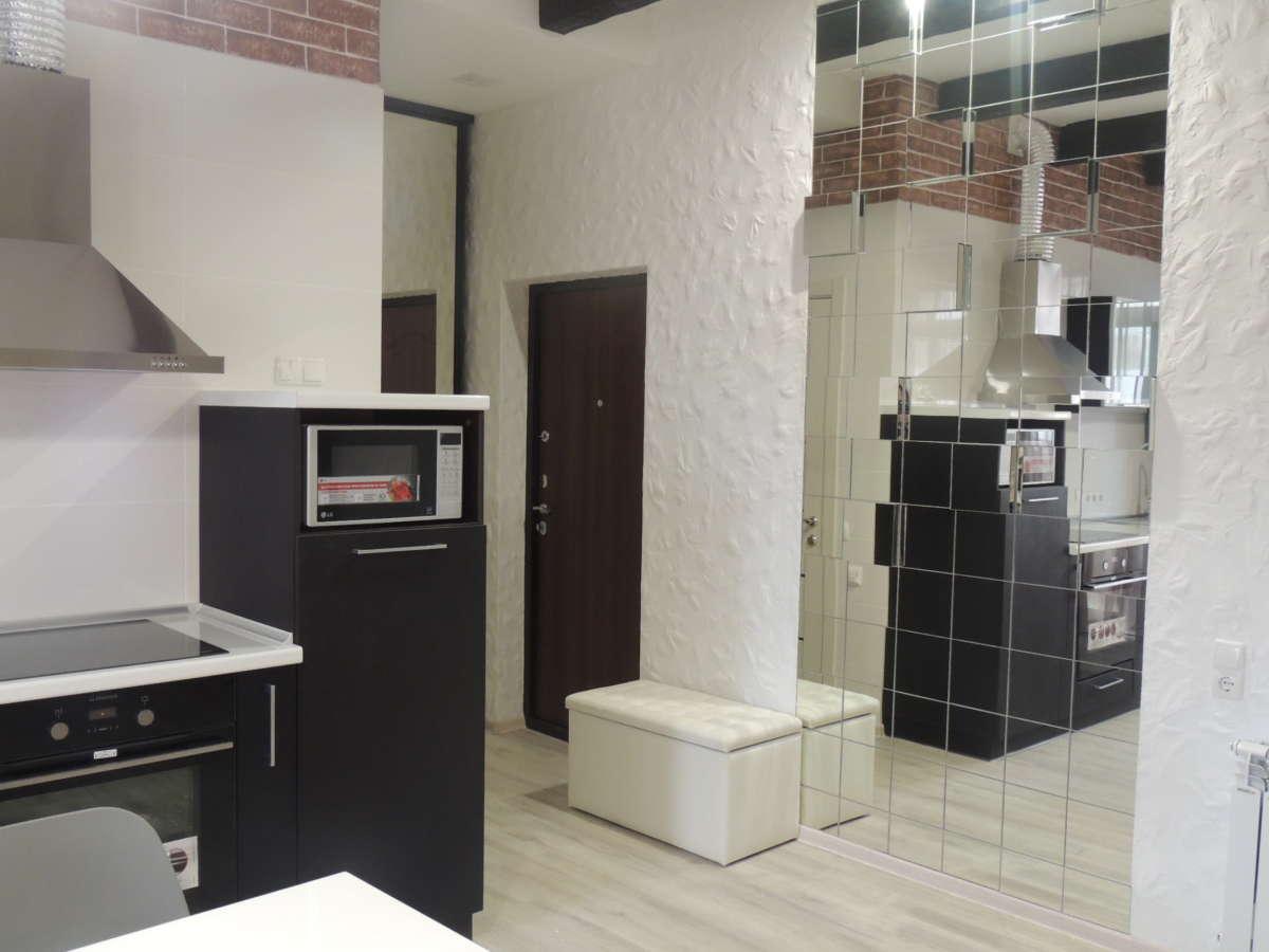 Двухкомнатная квартира с дизайнерским ремонтом 4