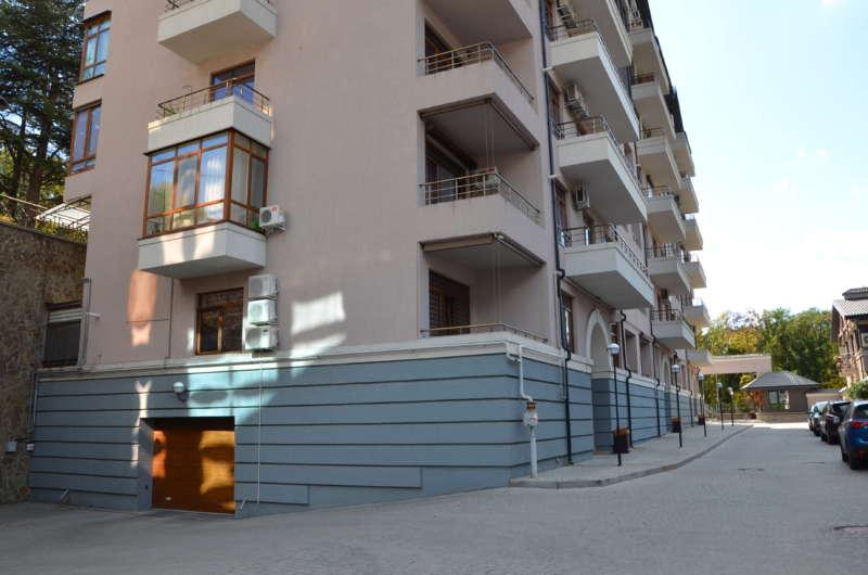 Четырехкомнатная квартира в Массандре 27