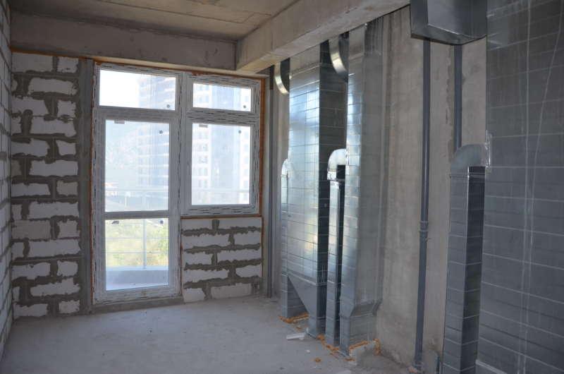 Однокомнатная квартира в Гурзуфе 6