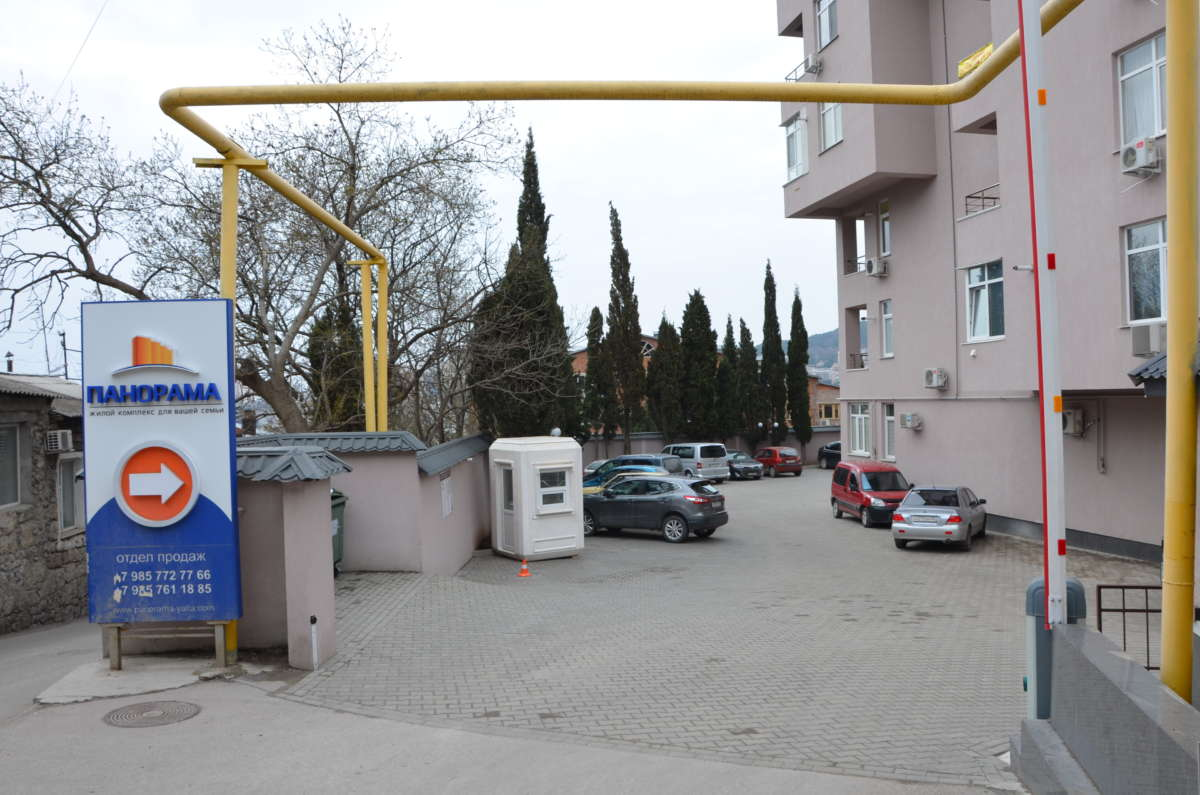 Двухкомнатная квартира в ЖК Панорама. 1