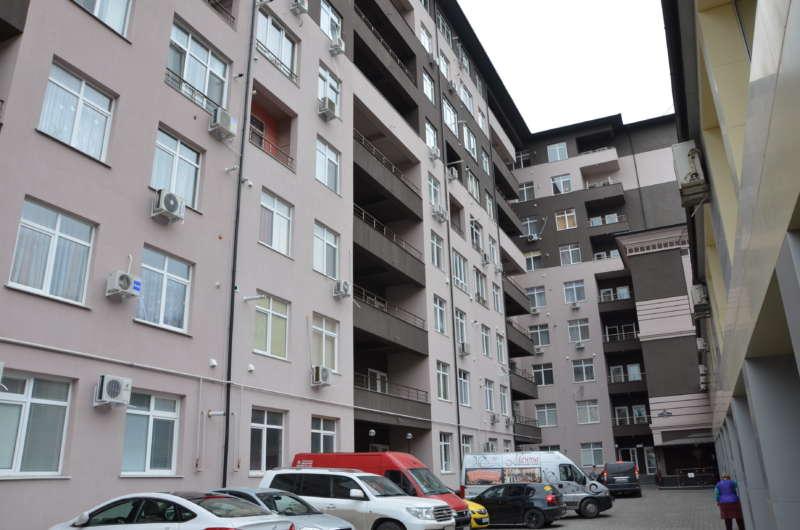 Двухкомнатная квартира в ЖК Панорама 13