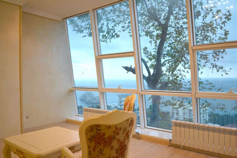 Трехкомнатная квартира с ремонтом в Ришелье Шато. 5