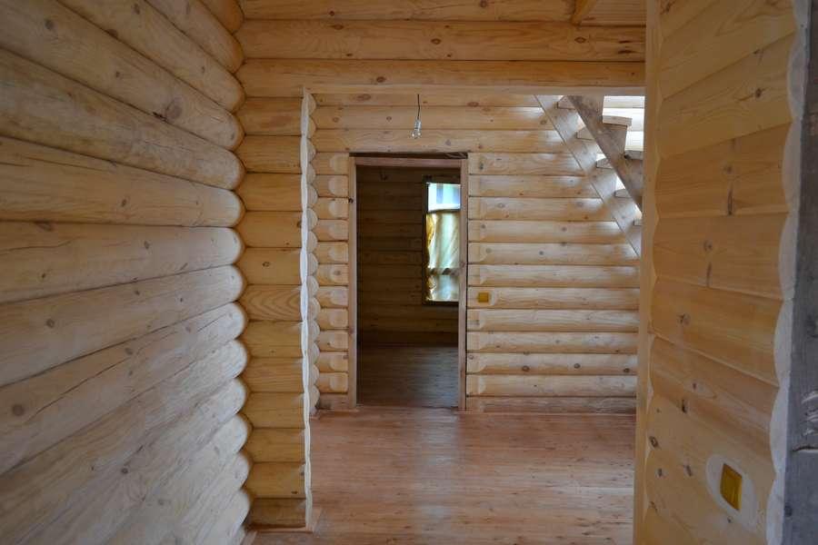 Дом из сруба в Алупке 17