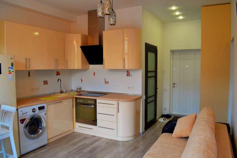 Однокомнатная квартира в Ливадии 3