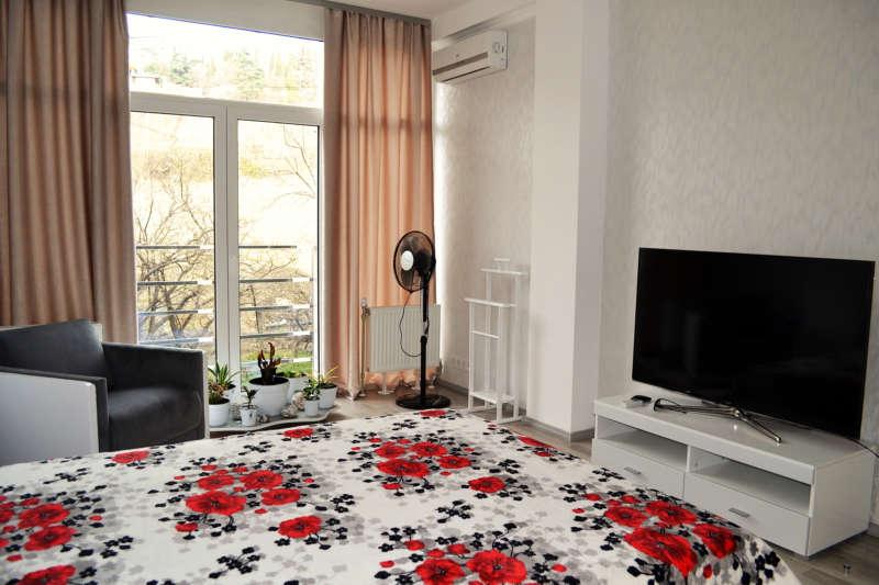 Однокомнатная квартира в Ливадии 10