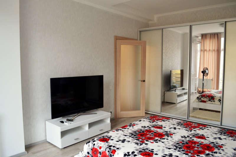 Однокомнатная квартира в Ливадии 12