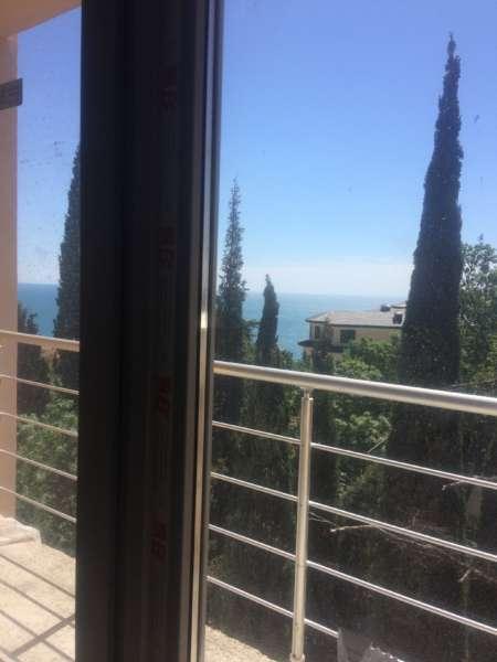 Недорогая квартира с видом на море. 1
