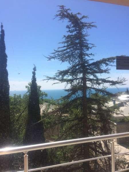 Недорогая квартира с видом на море. 2