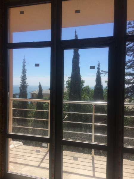 Недорогая квартира с видом на море. 4