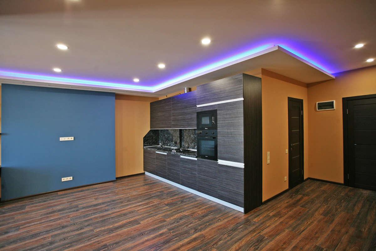 Новая двухкомнатная квартира 1
