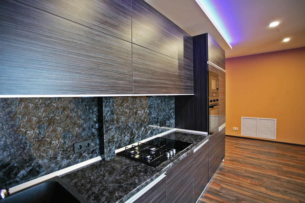 Новая двухкомнатная квартира 3