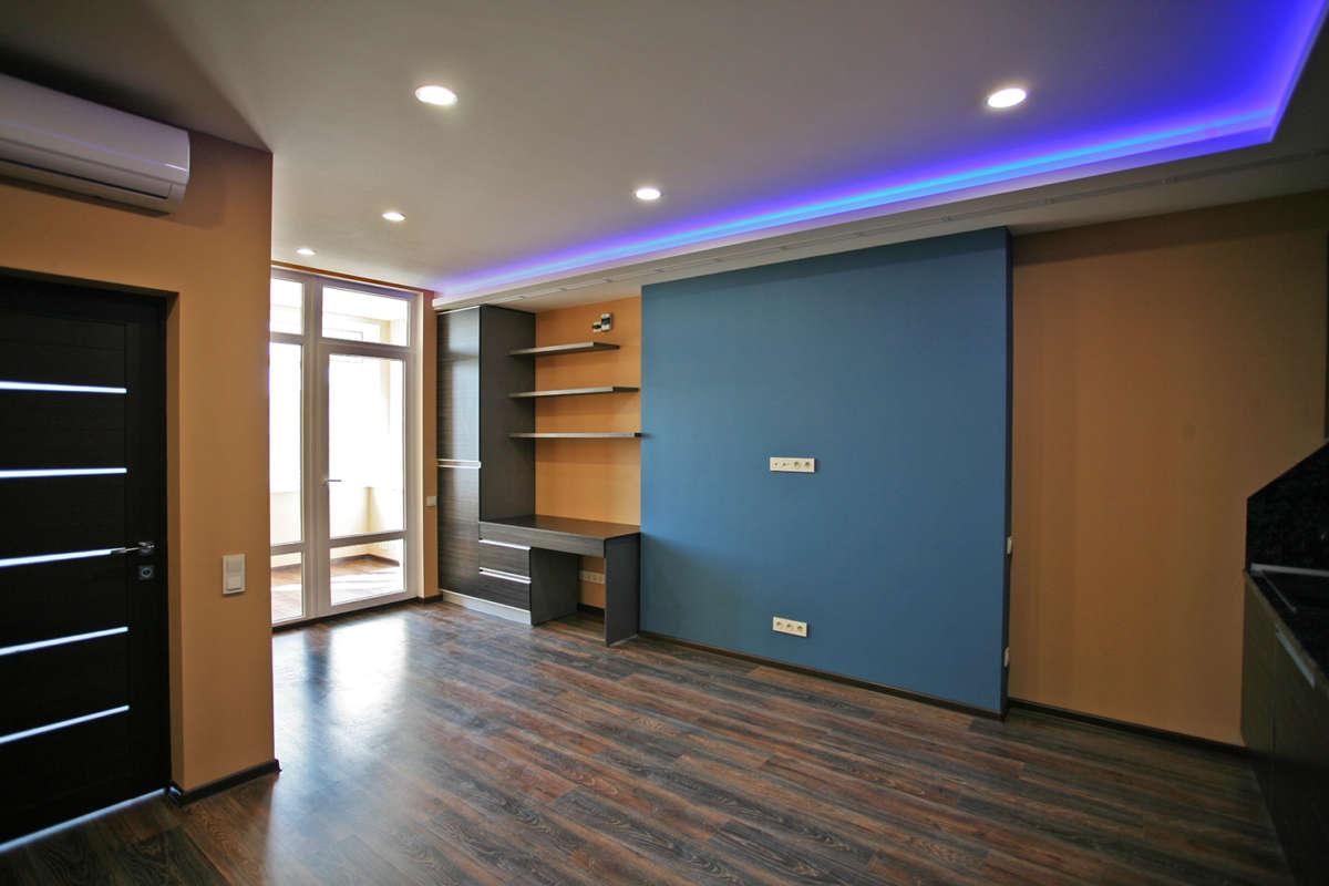 Новая двухкомнатная квартира 5