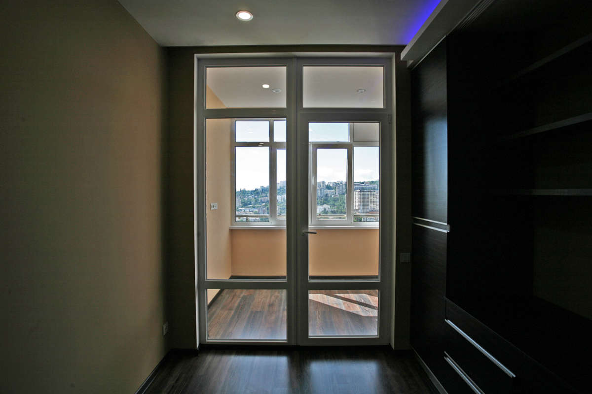 Новая двухкомнатная квартира 11