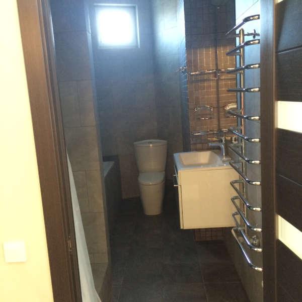 Двухкомнатная квартира с ремонтом в Ялте. 6