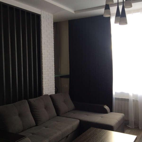 Двухкомнатная квартира с ремонтом в Ялте. 9