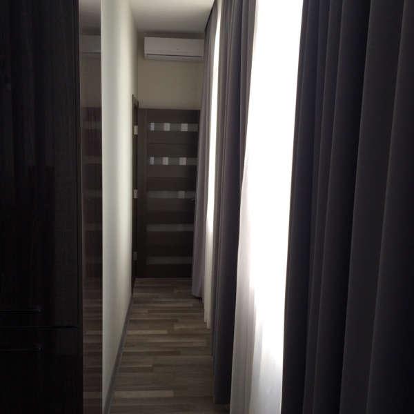 Двухкомнатная квартира с ремонтом в Ялте. 11