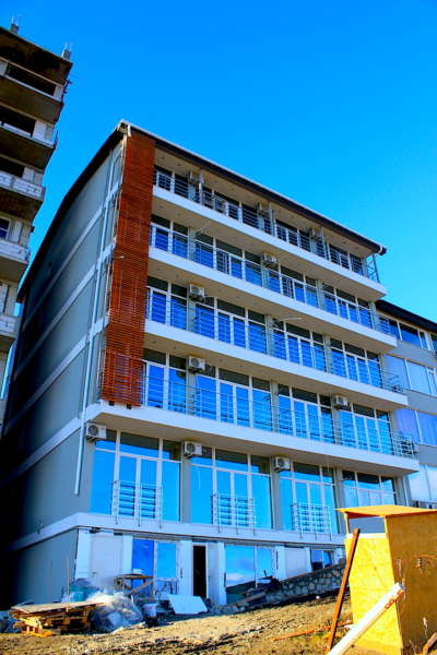 Однокомнатная квартира в Ливадии 23