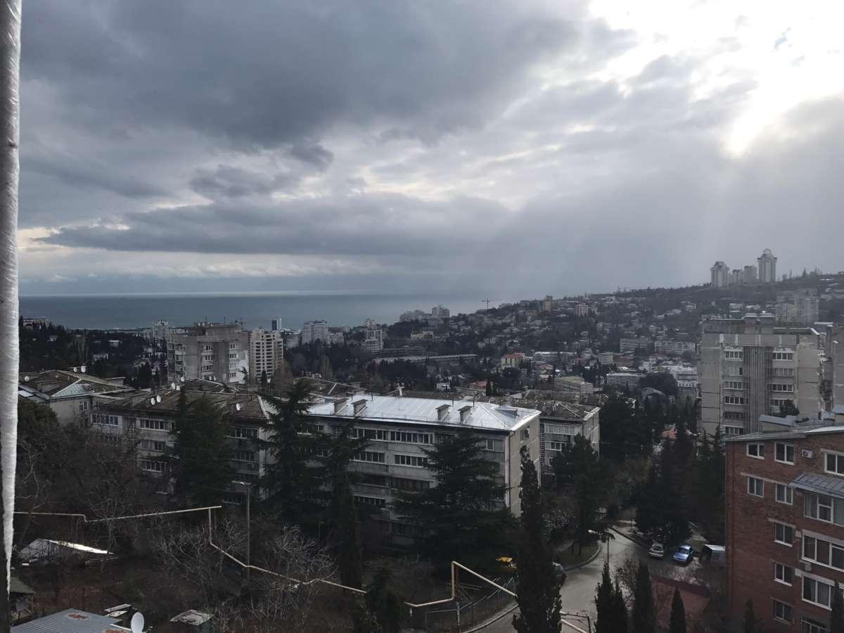 Трехкомнатная квартира в ЖК Панорама 12